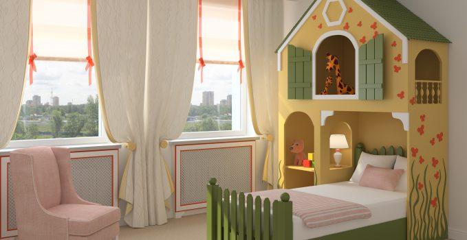 Come trasformare la nursery in una cameretta per bambino di età
