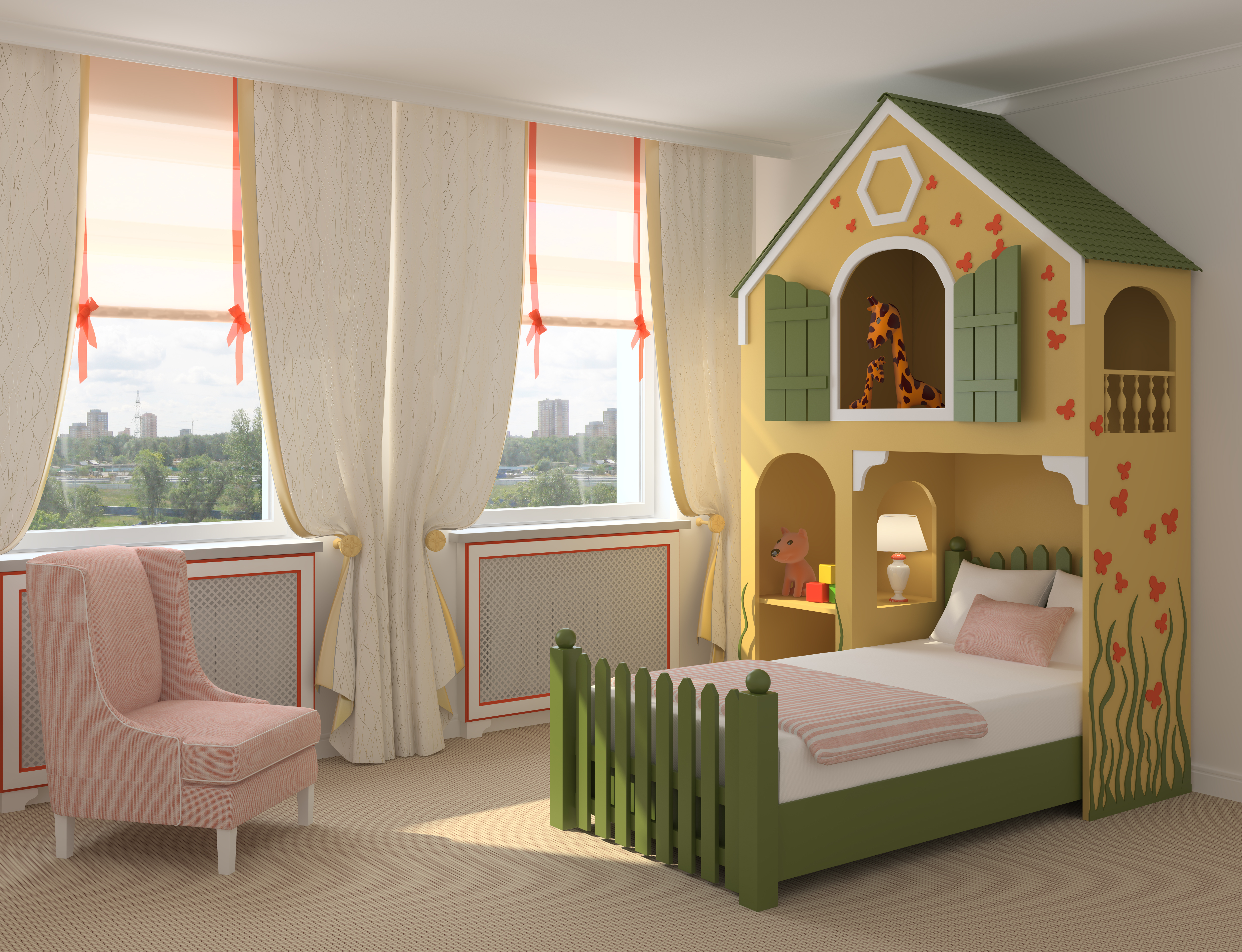 Camerette Per Bimbi Piccoli come trasformare la nursery in una cameretta per bambino di