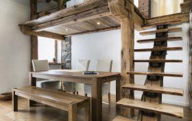 Idee soppalco in legno
