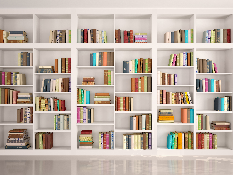 Come Allestire Una Libreria arredare con i libri: tutte le librerie per la zona living