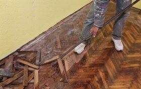 Rifare il pavimento: quanto costa il parquet al metro quadro