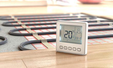 Riscaldamento a pavimento: vantaggi e problemi