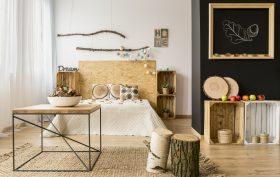 arredare la casa con il legno