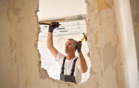 Quanto costa demolire muro di casa