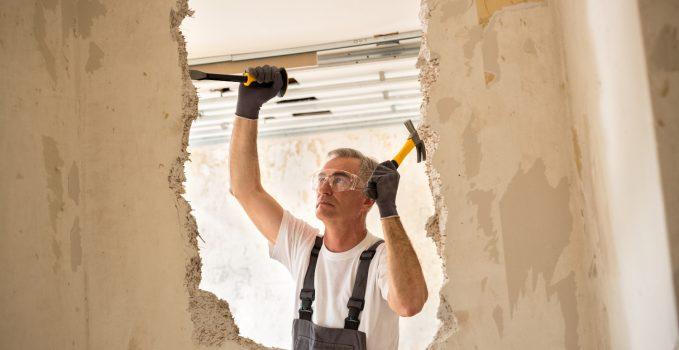 Quanto costa demolire un muro in casa - TipiTipi Magazine