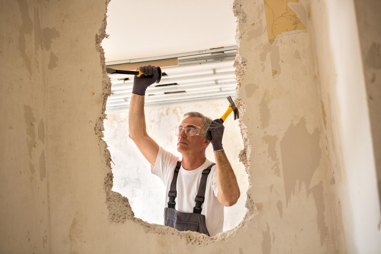 Quanto Costa Un Impianto Di Riscaldamento A Pavimento Al Mq quanto costa demolire un muro in casa - tipitipi magazine
