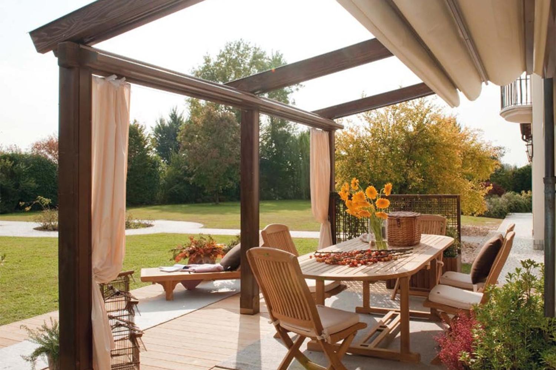 Voglia di rivivere il giardino e il terrazzo? Scopri tutte le tende ...