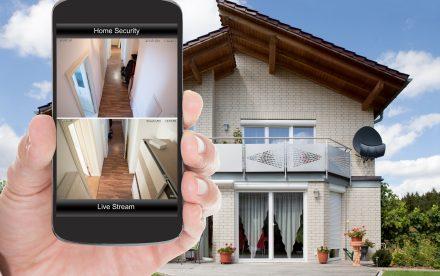 Sistemi antifurto casa con controllo da remoto