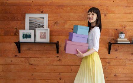 7 consigli pratici per mettere in ordine casa con Marie Kondo