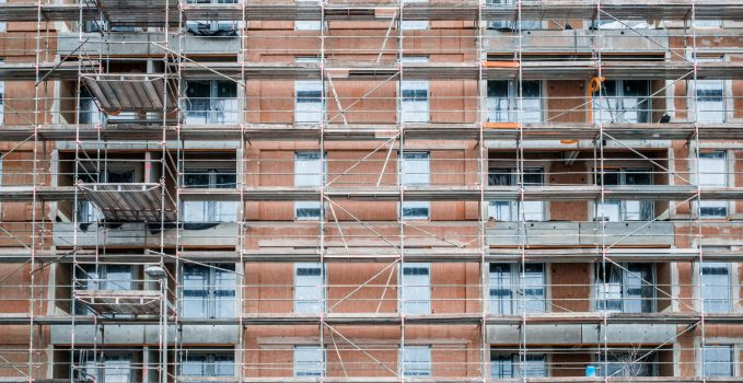 Ristrutturazione dei balconi