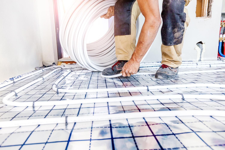 Ristrutturazione Riscaldamento A Pavimento raffrescamento a pavimento: pro e contro - tipitipi magazine
