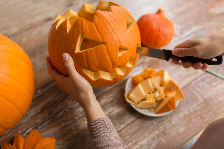 Intagliare Zucca Per Halloween Disegni come realizzare una perfetta zucca di halloween - tipitipi