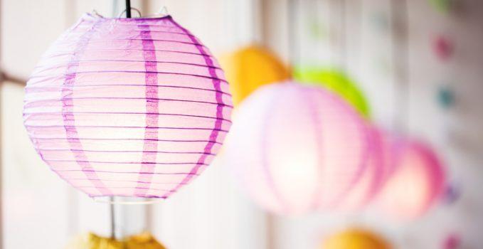 Come realizzare una lampada di carta