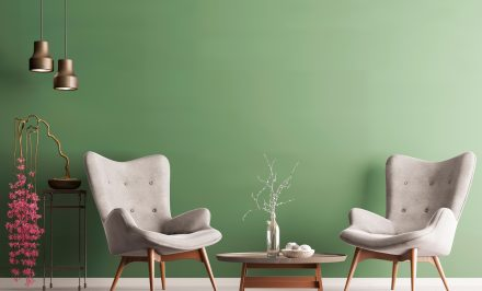 Colori per tinteggiare le pareti in primavera