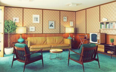 Come arredare casa vintage