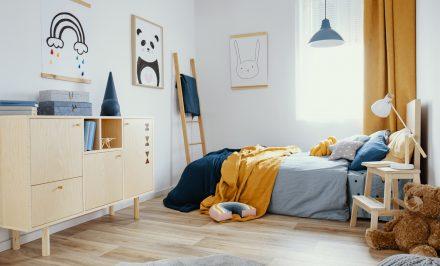 Come trasformare la cameretta dei bambini